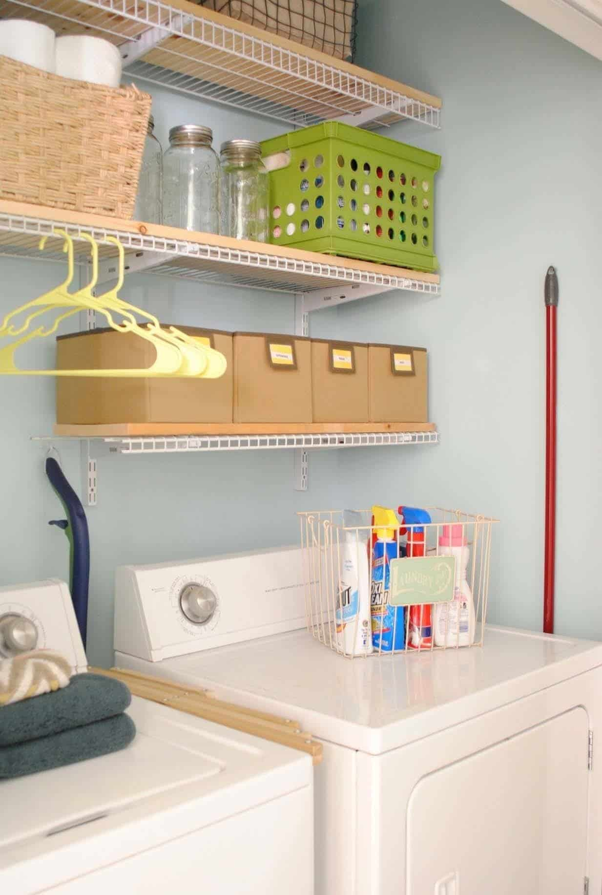 Laundry Room Organization Ideas 28 1 Kindesign