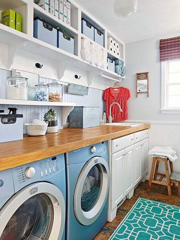 Laundry Room Organization Ideas-31-1 Kindesign