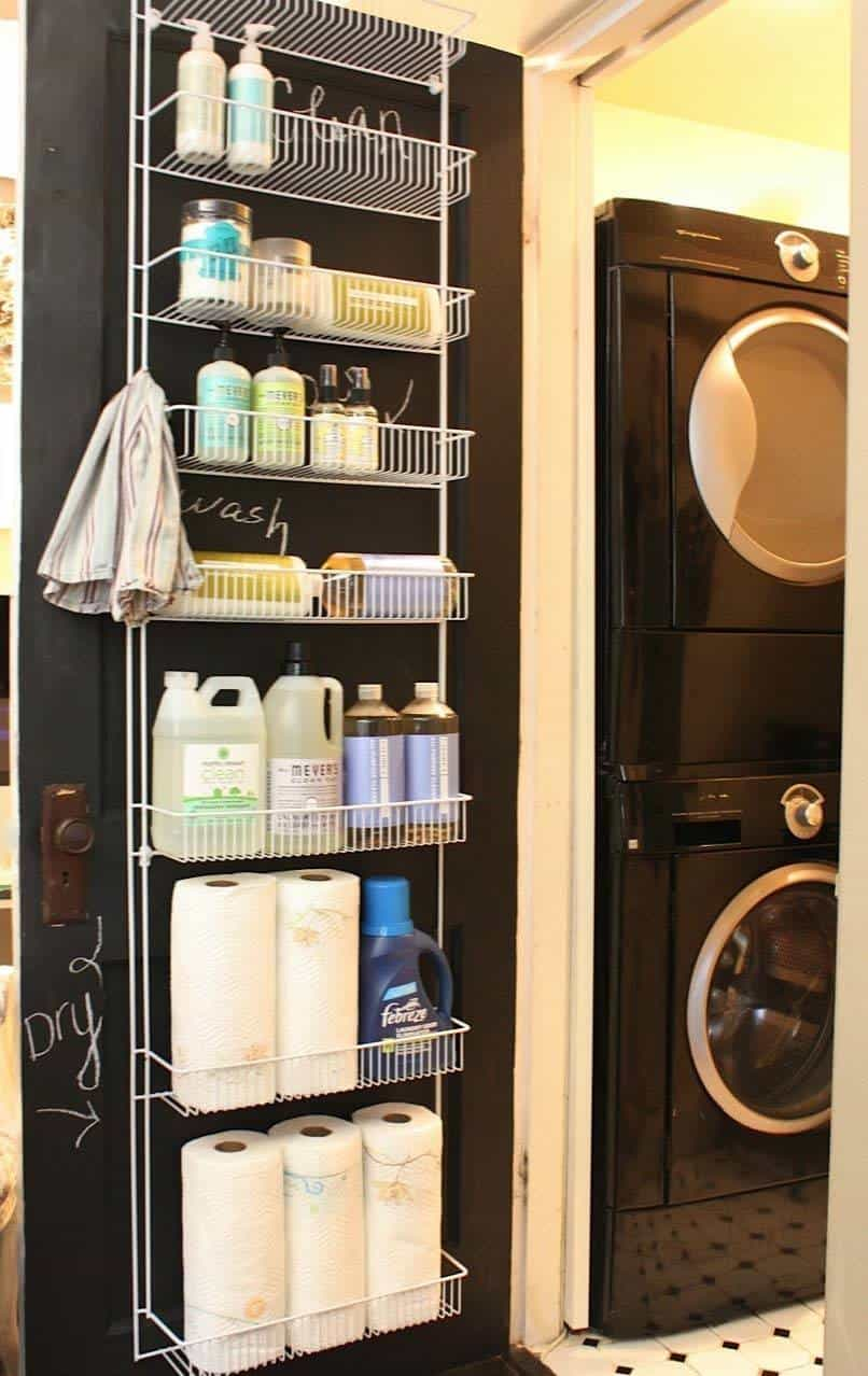 Laundry Room Organization Ideas-32-1 Kindesign
