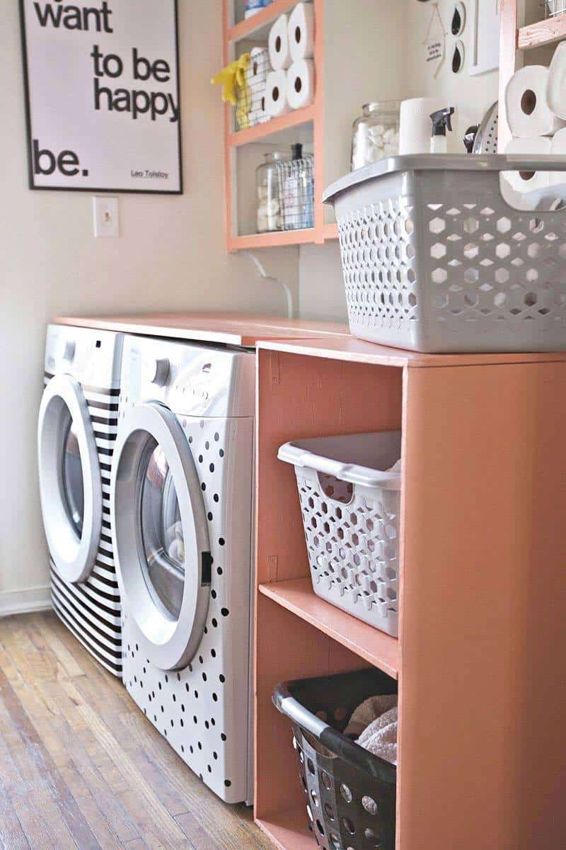 Laundry Room Organization Ideas-35-1 Kindesign