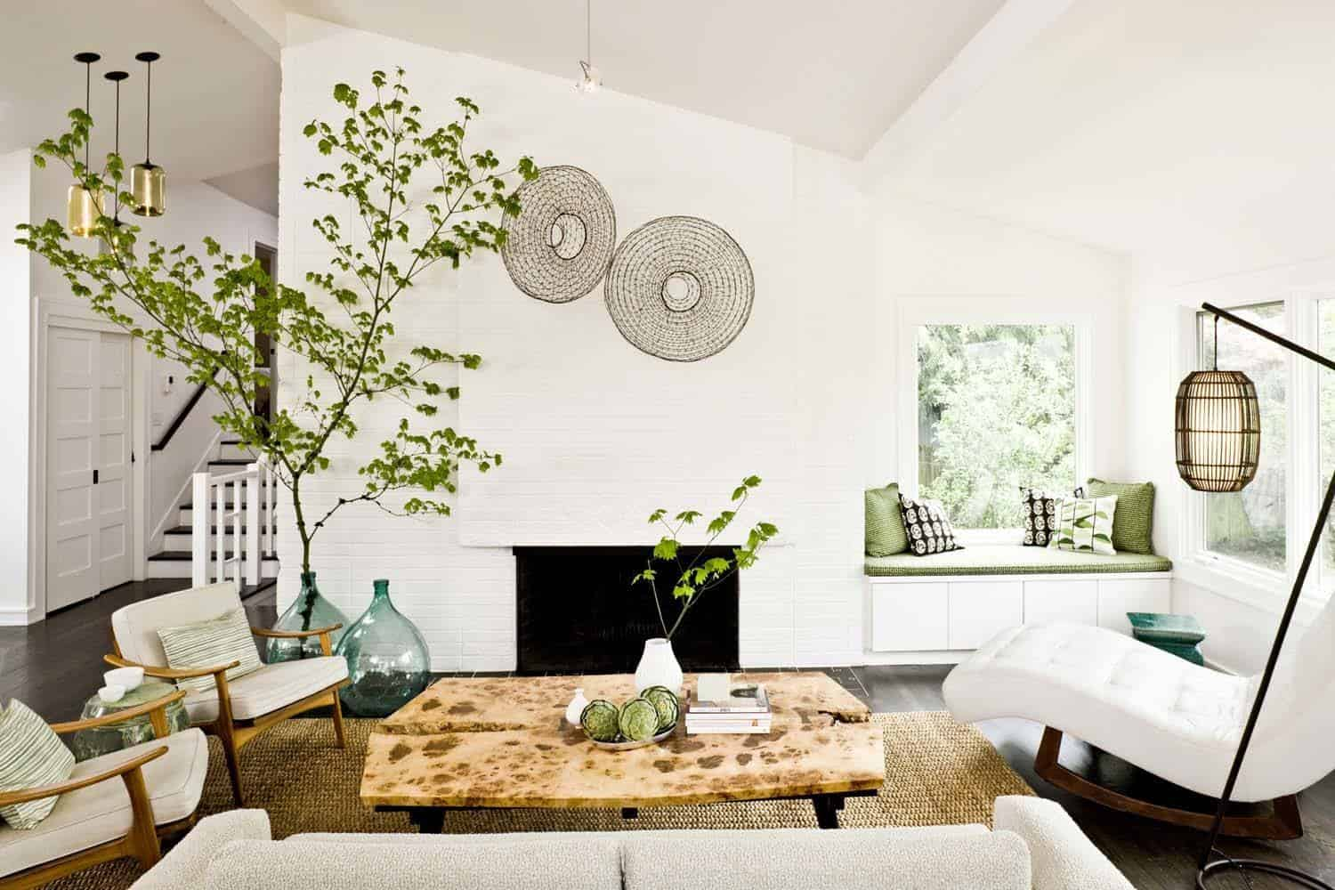 Split Level Mid Century Ranch Home Gets Fabulous Facelift