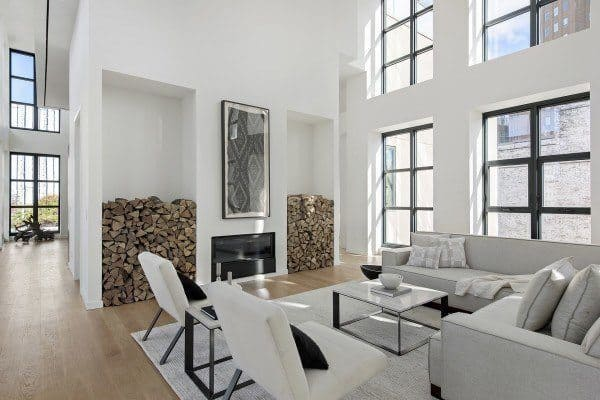 featured posts image for A sleek minimalist penthouse in the heart of TriBeCa, NY