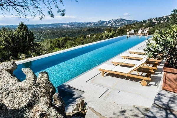 featured posts image for An exquisite Italian villa perched in the mountains of Sardinia