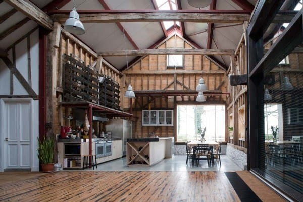 featured posts image for 18th century barn conversion in the English countryside