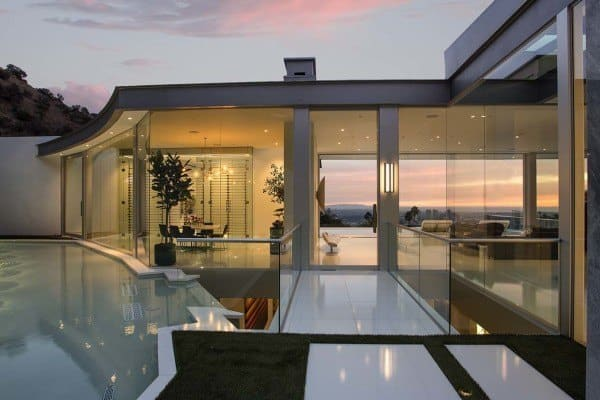 featured posts image for Epic architectural masterpiece overlooking the Hollywood Hills