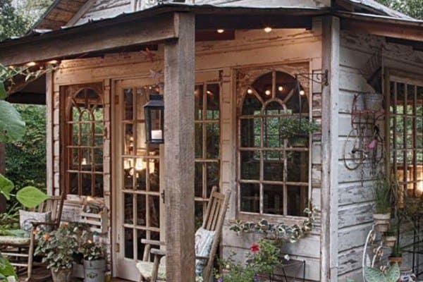 featured posts image for 40 Simply amazing garden shed ideas