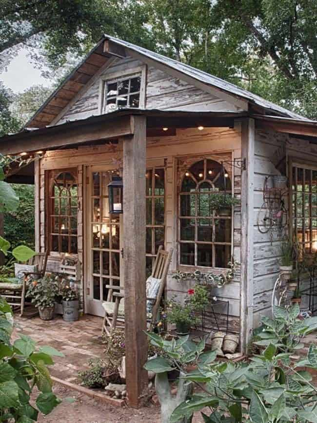 40 simply amazing garden shed ideas - Backyard sheds plans ideas ...