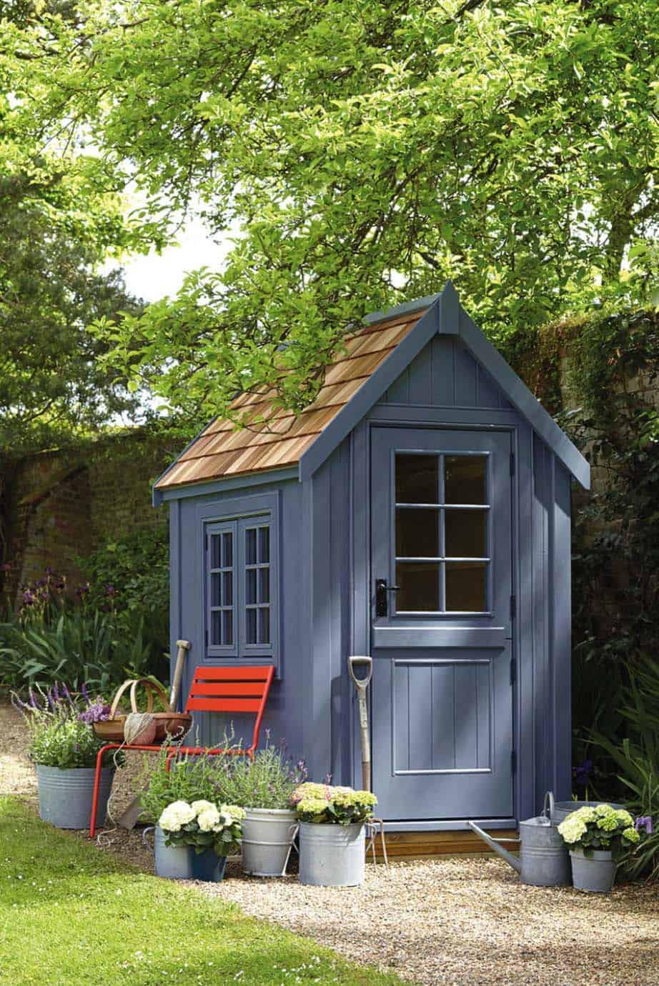garden shed ideas 08 1 kindesign - Garden Shed Plans
