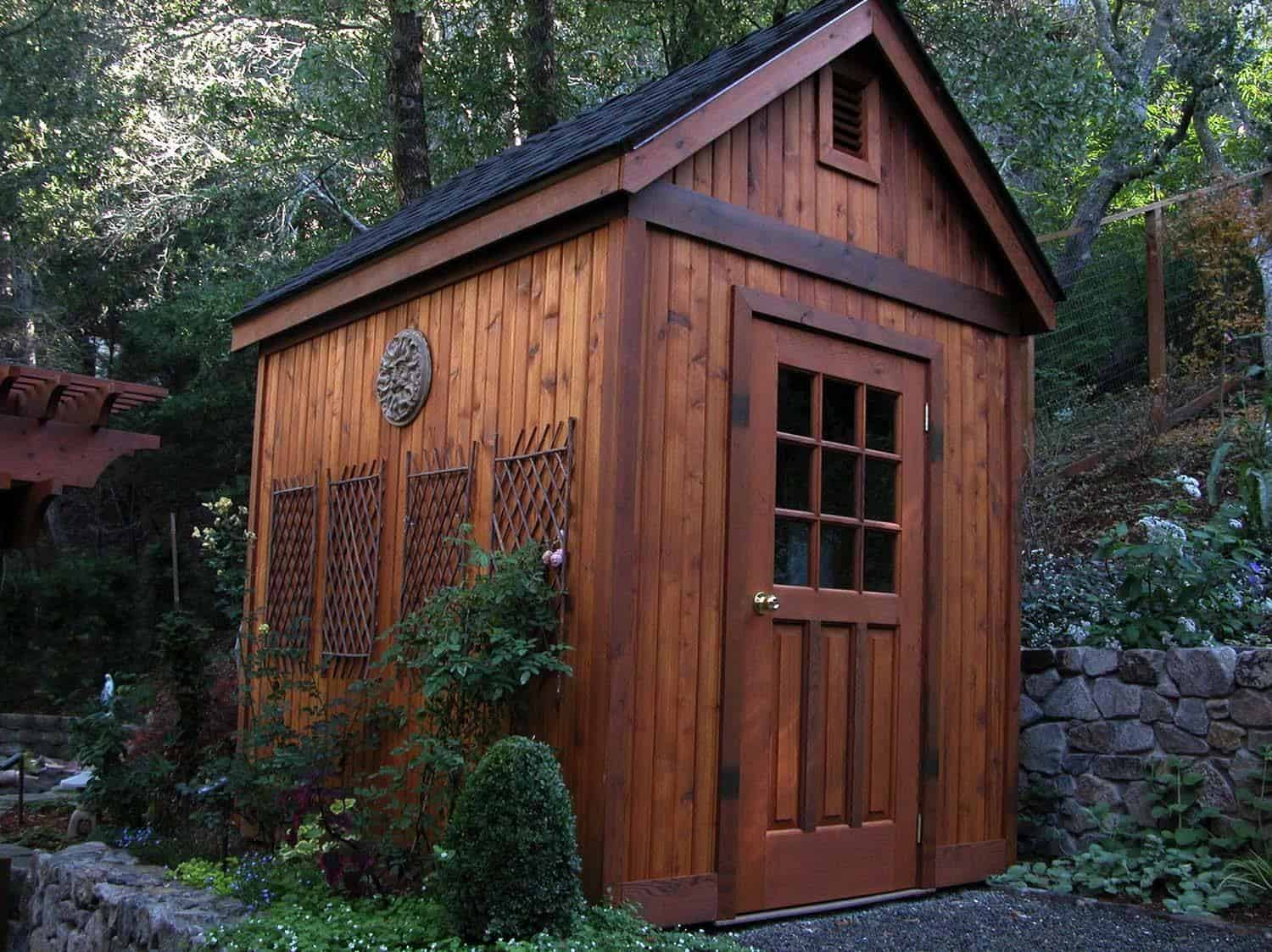 Garden Shed Ideas 10 1 Kindesign