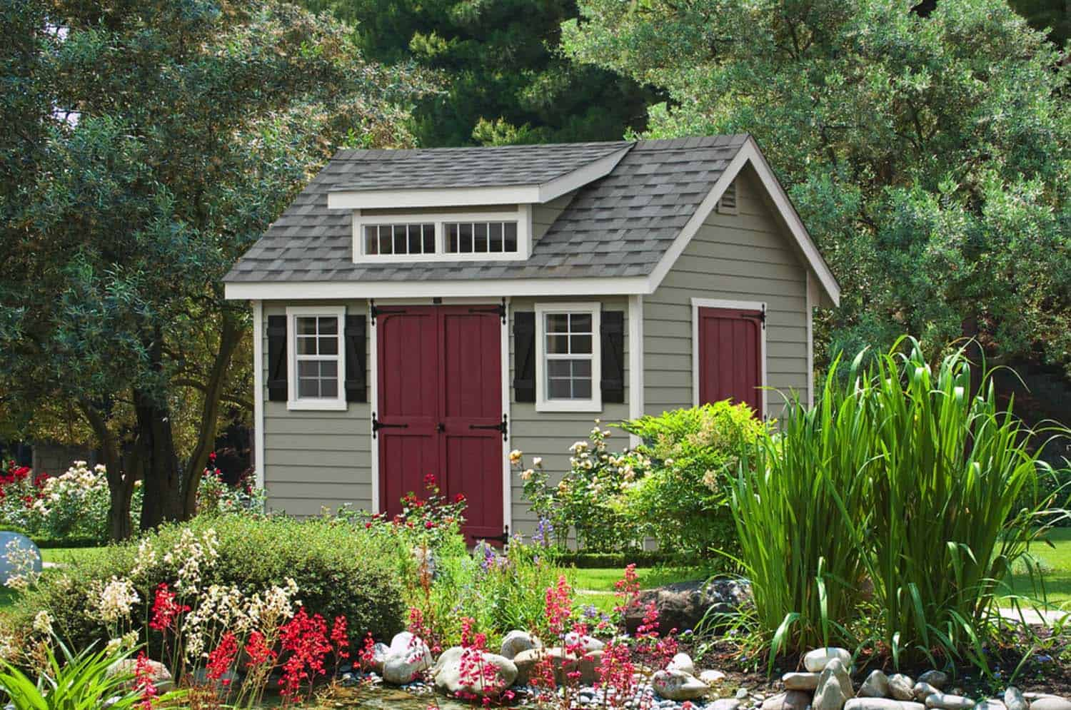What Is A Craftsman Style House 40 Simply Amazing Garden Shed Ideas