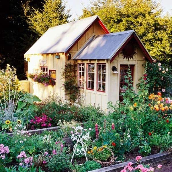 Garden Shed Ideas-14-1 Kindesign