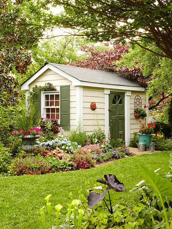 garden building ideas
