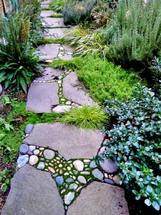 Garden Stone Pathway Ideas-39-1 Kindesign