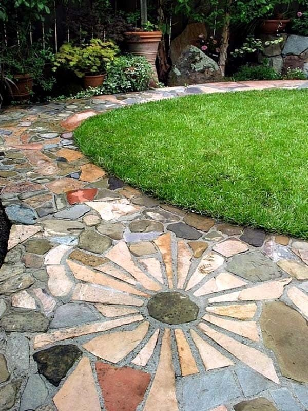 Garden Stone Pathway Ideas-43-1 Kindesign