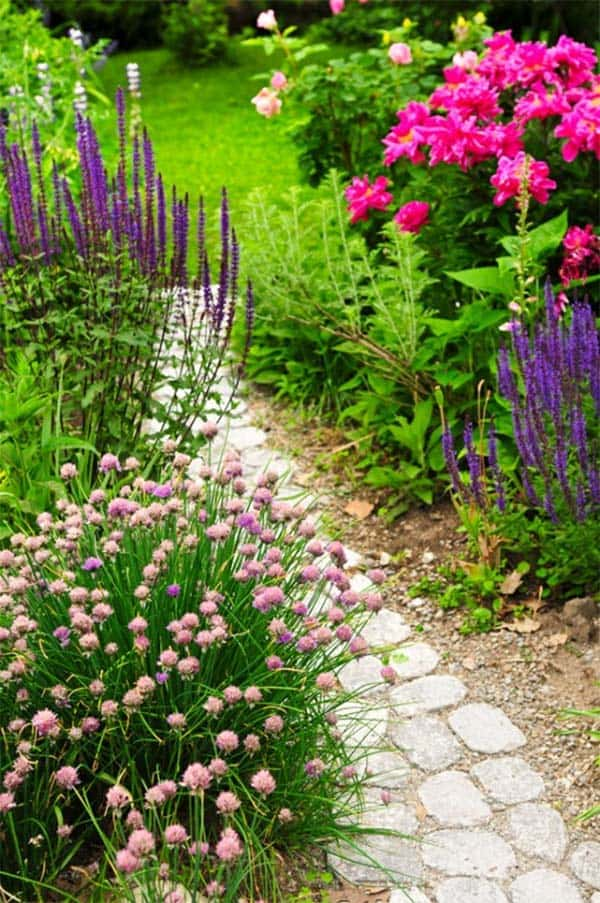 Garden Stone Pathway Ideas-44-1 Kindesign