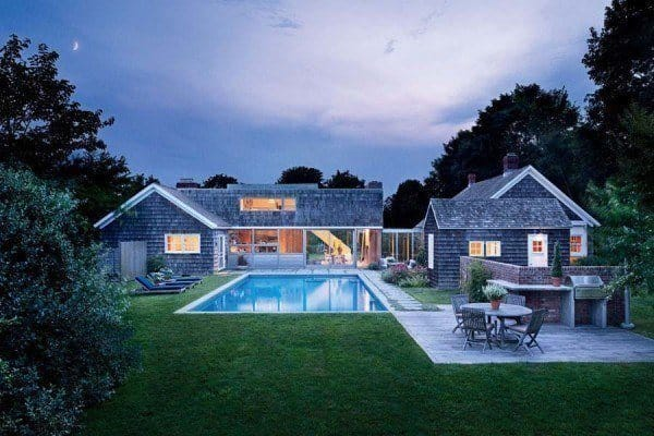 featured posts image for Three barns transformed to shingle-clad Hamptons summer retreat