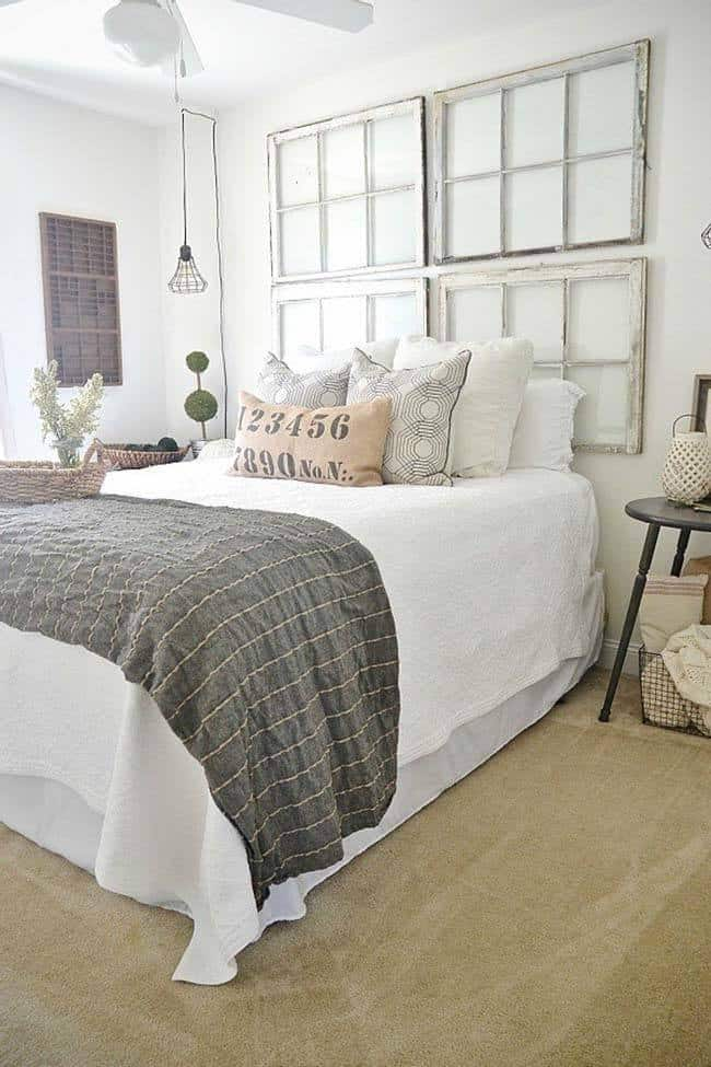 Industrial Style Bedroom Design Ideas-17-1 Kindesign