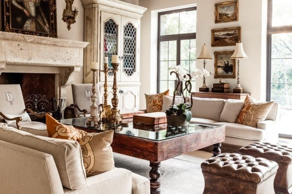 featured posts image for Mediterranean style home infused with elegance in Dallas