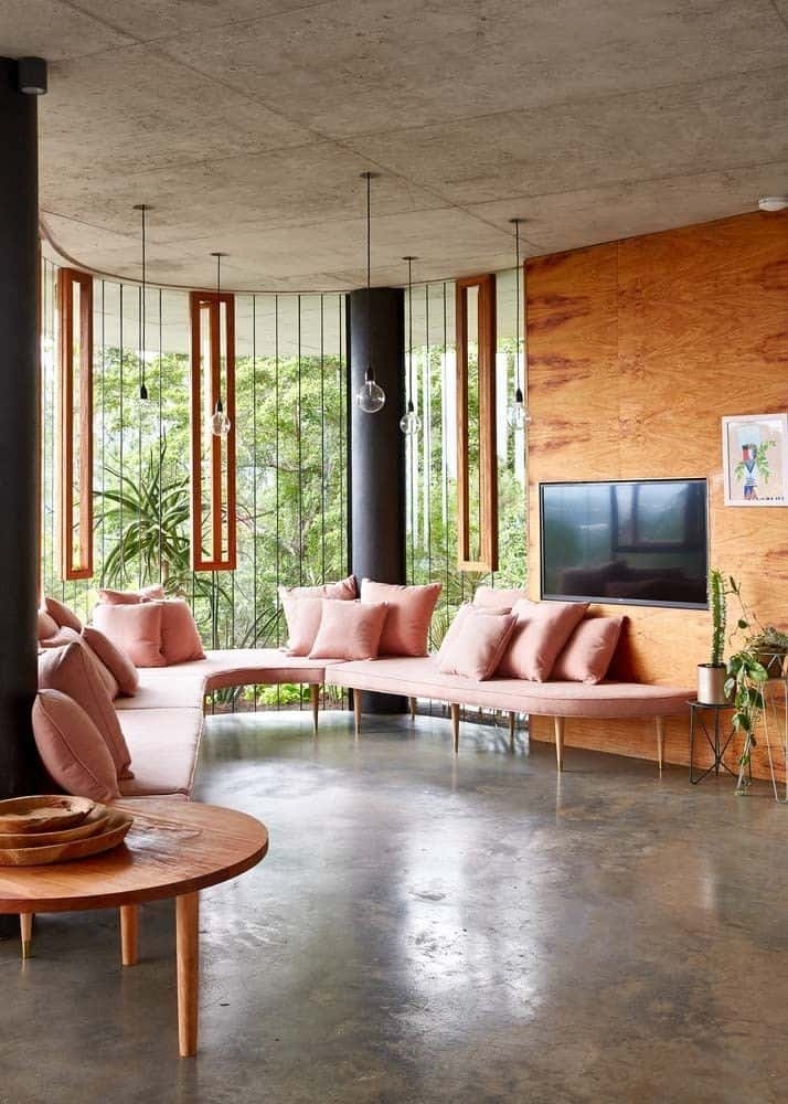 Modern Concrete House-Jesse Bennett-07-1 Kindesign