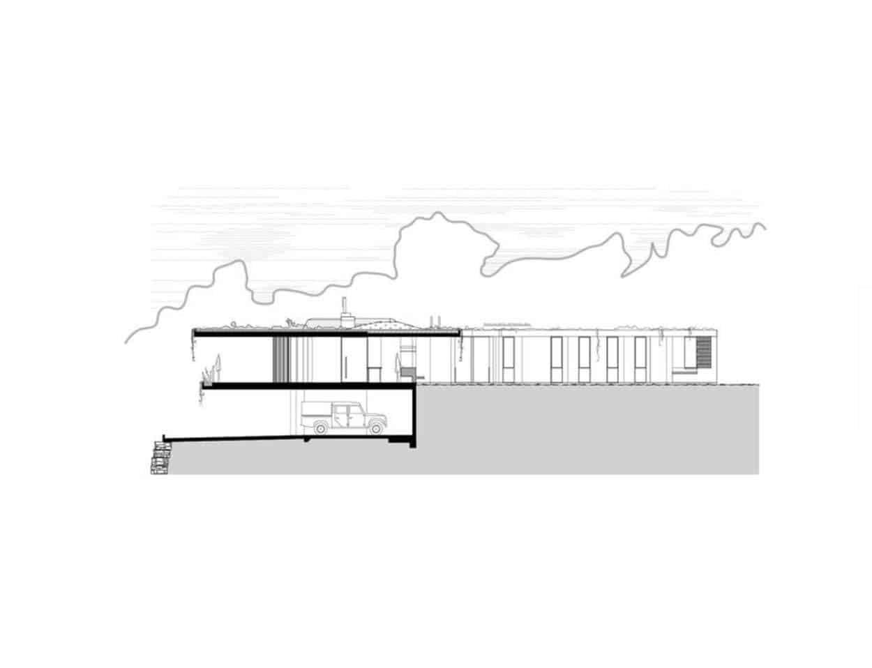 Modern Concrete House-Jesse Bennett-30-1 Kindesign