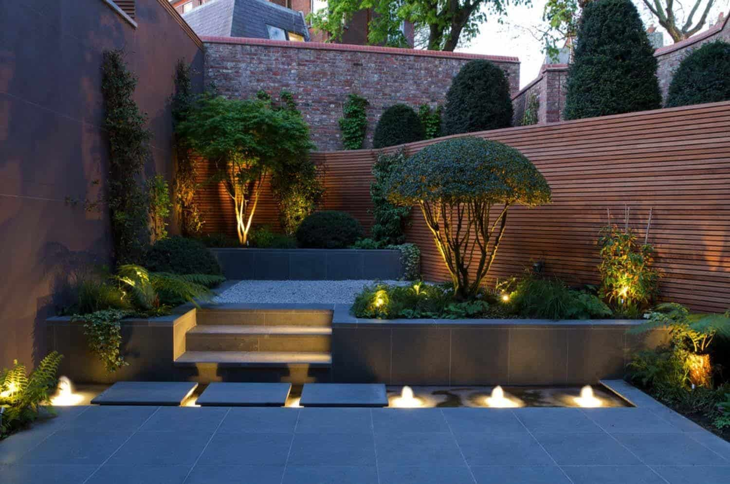 35 modern outdoor patio designs that will blow your mind for Backyard patio design ideas