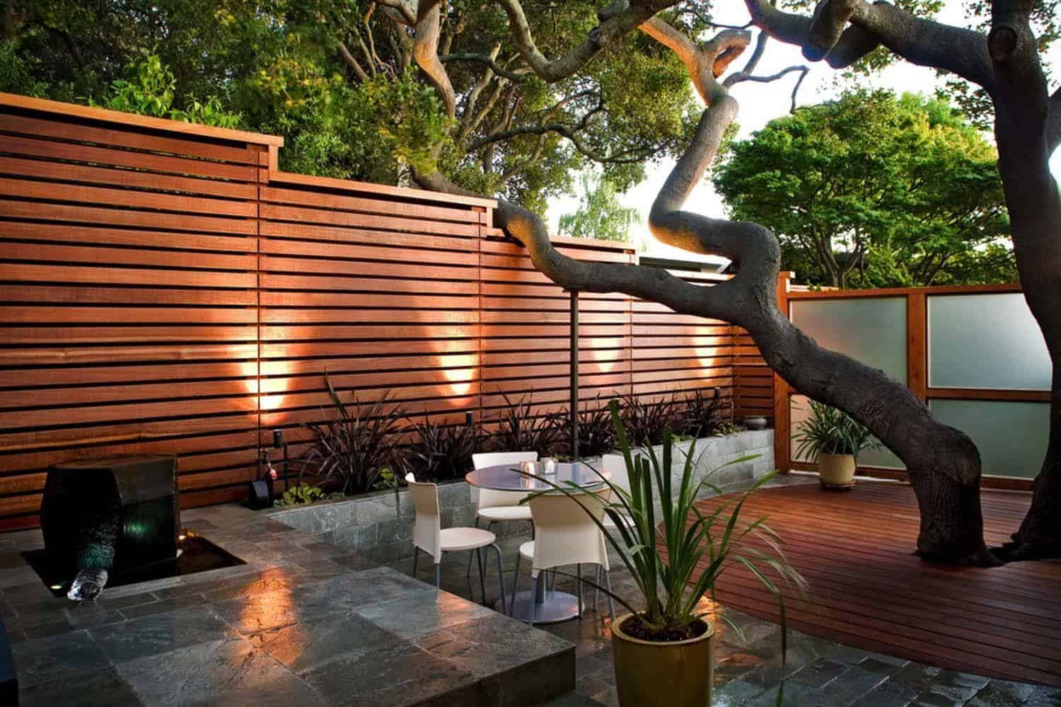 Charmant Modern Outdoor Patio Design 29 1 Kindesign