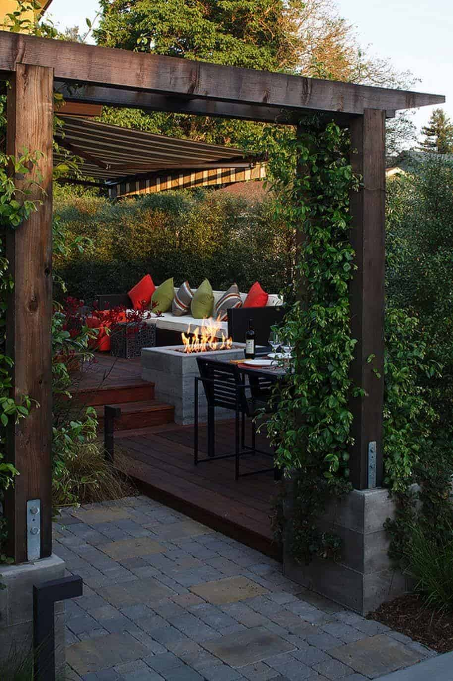 Modern Outdoor Patio Design-30-1 Kindesign