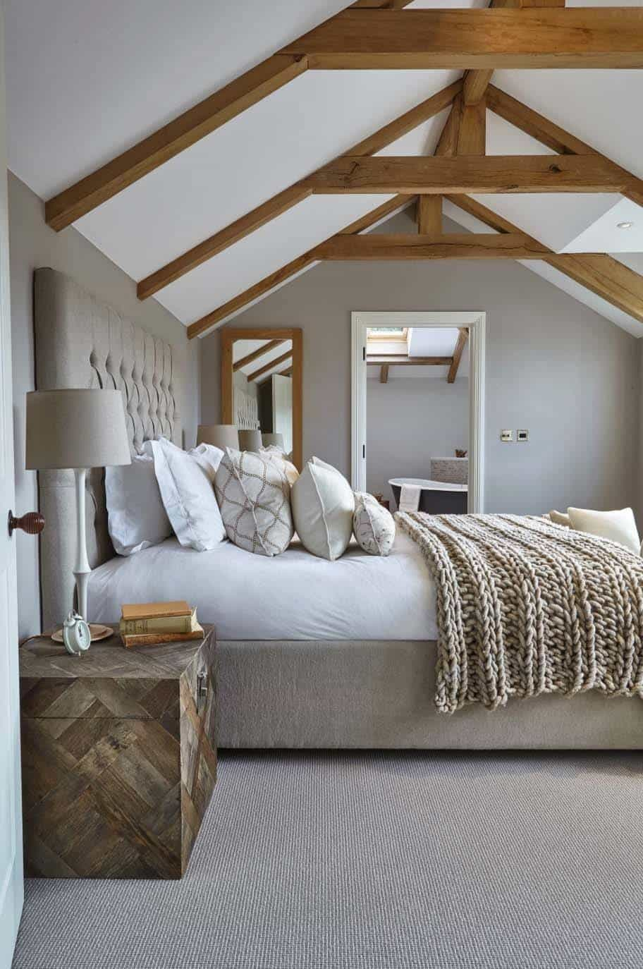 4+ Spectacular neutral bedroom schemes for relaxation