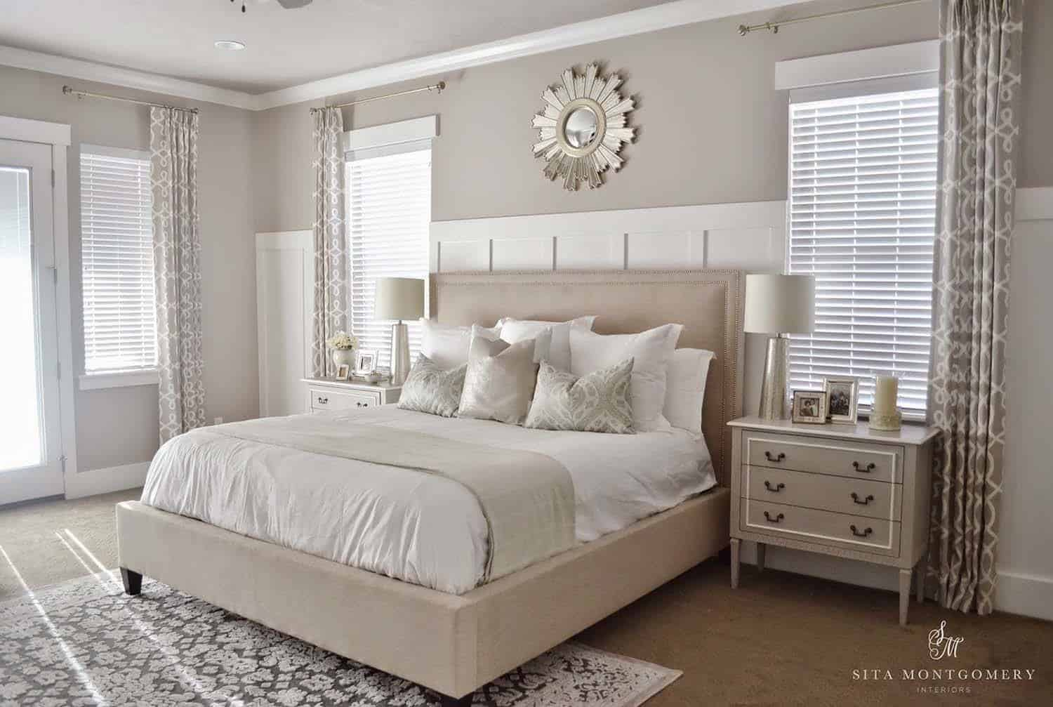Master Bedroom Decorating Ideas Romantic
