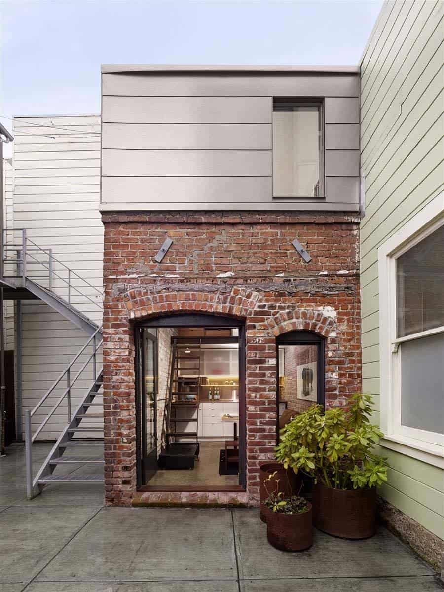 Tiny Brick House-Azevedo Design-02-1 Kindesign