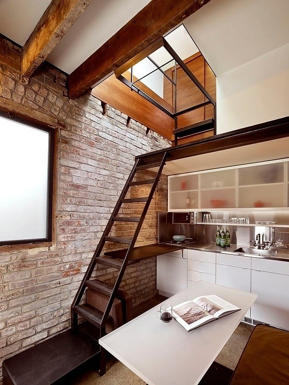 Tiny Brick House-Azevedo Design-04-1 Kindesign