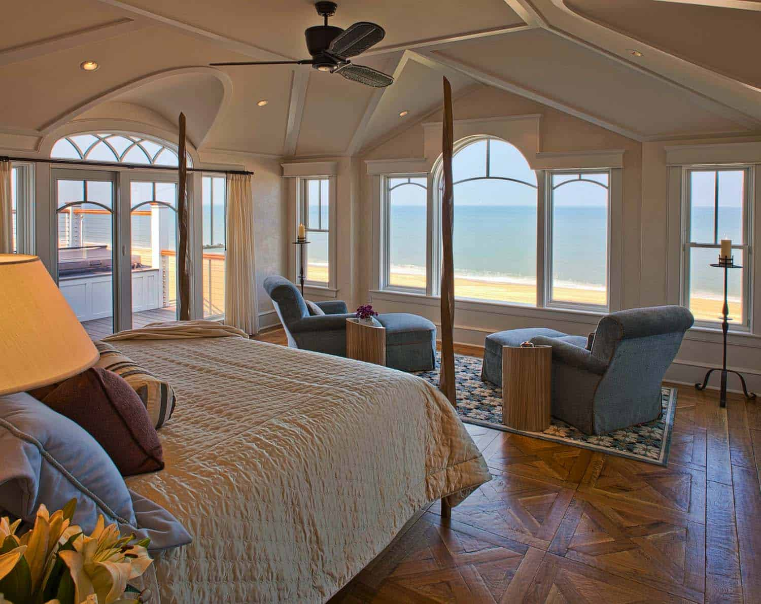 Bedroom With Ocean Views-06-1 Kindesign
