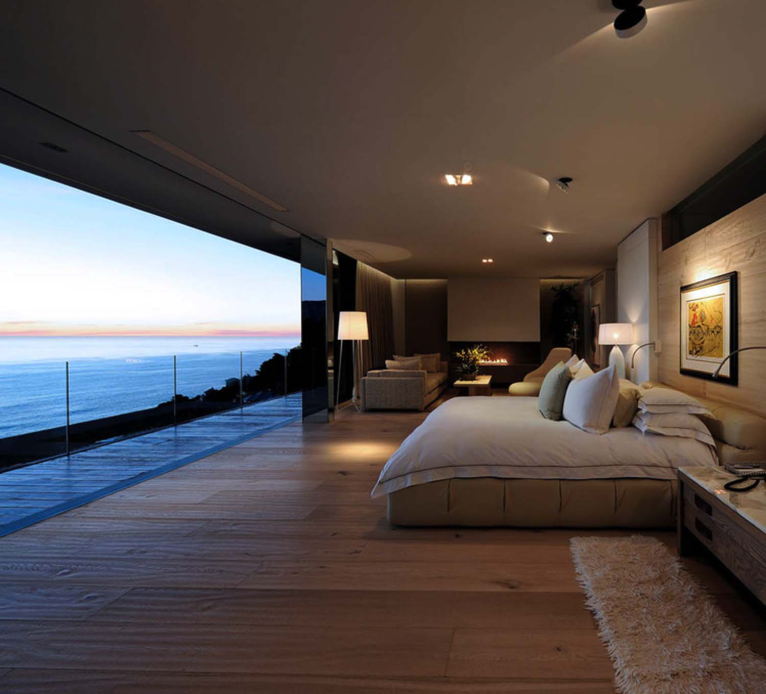 Bedroom With Ocean Views-15-1 Kindesign