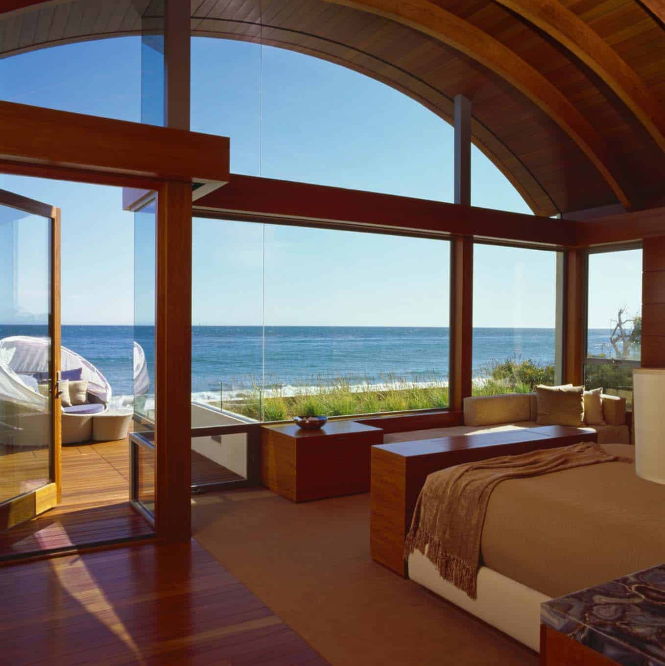Bedroom With Ocean Views-17-1 Kindesign