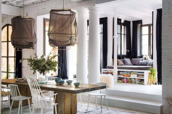 featured posts image for Stunning Bohemian style apartment in Barcelona