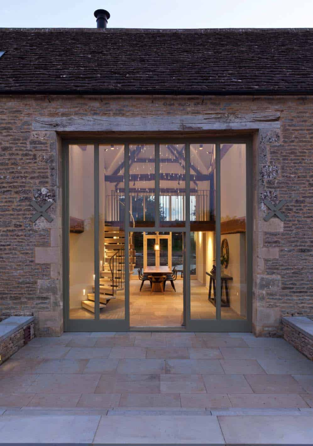 Contemporary Barn Conversion-Studio Mark Ruthven-02-1 Kindesign