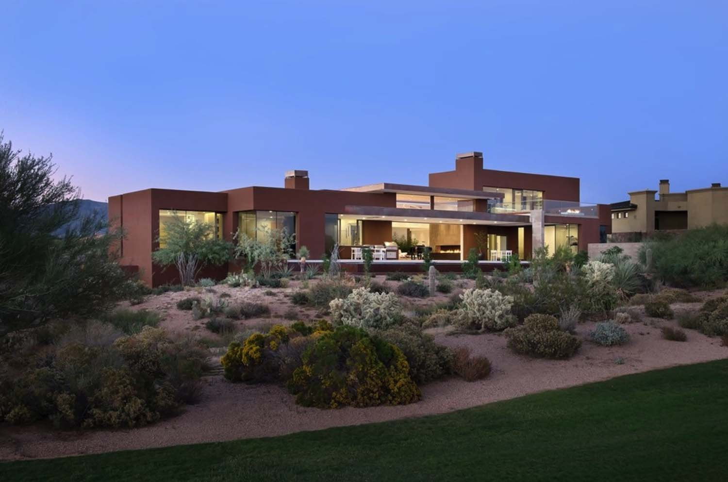 Contemporary Desert Home-Tate Studio Architects-02-1 Kindesign