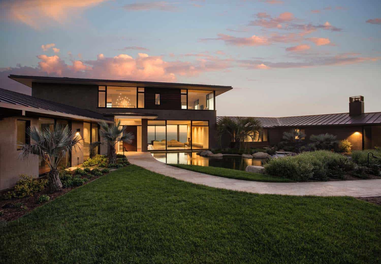 Contemporary Hilltop Home-Blackbird Architects-02-1 Kindesign