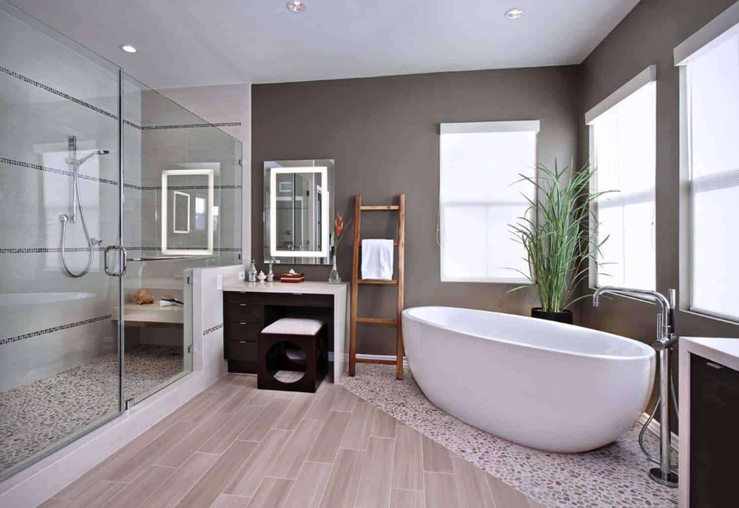 Freestanding Tubs Bathroom Ideas 06 1 Kindesign