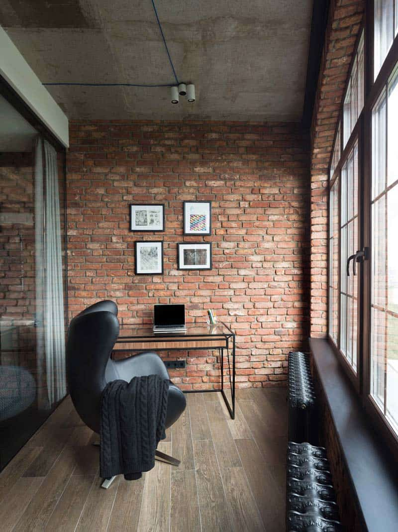 Industrial Loft-MARTIN Architects-022-1 Kindesign