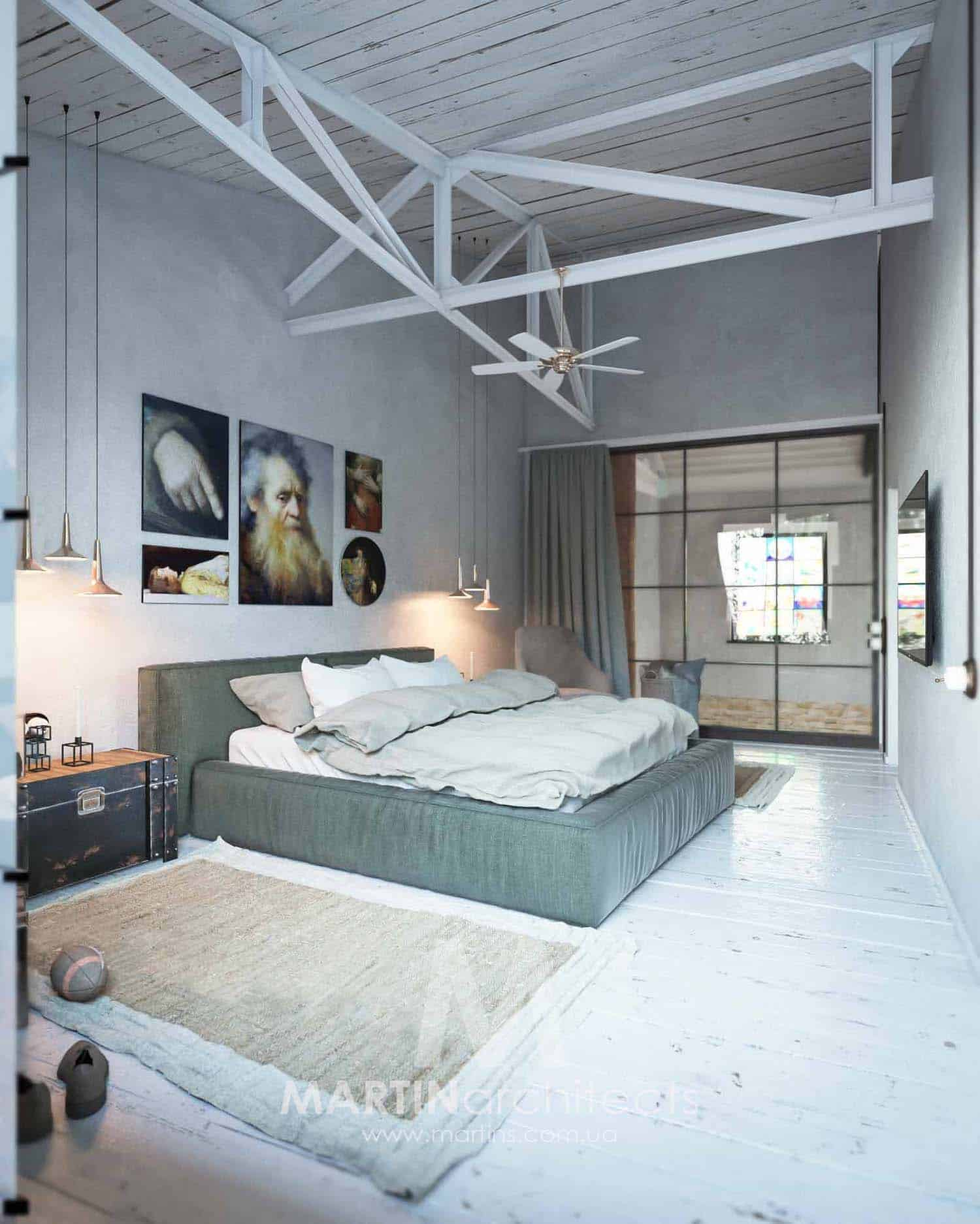 Industrial Loft-Martin Architects-22-1 Kindesign