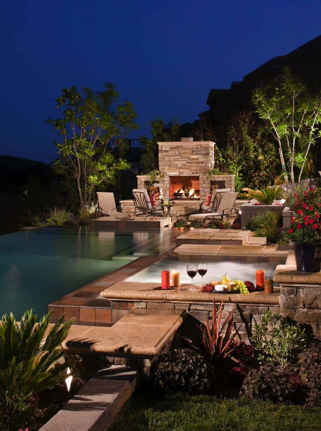 40+ Absolutely spectacular infinity edge pools