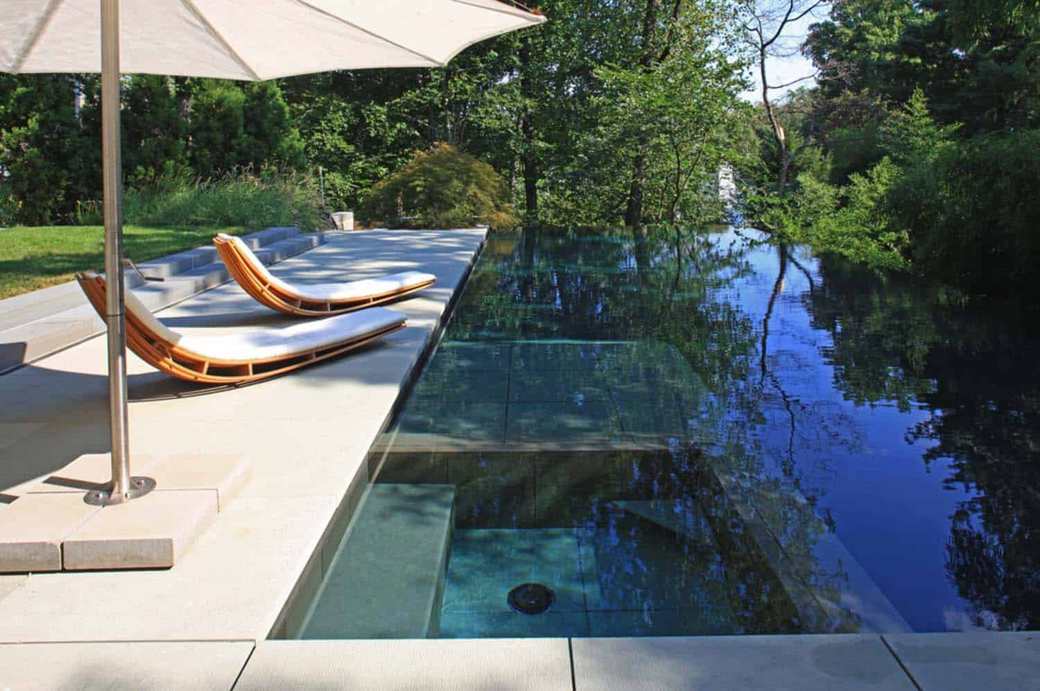 40 absolutely spectacular infinity edge pools. Black Bedroom Furniture Sets. Home Design Ideas