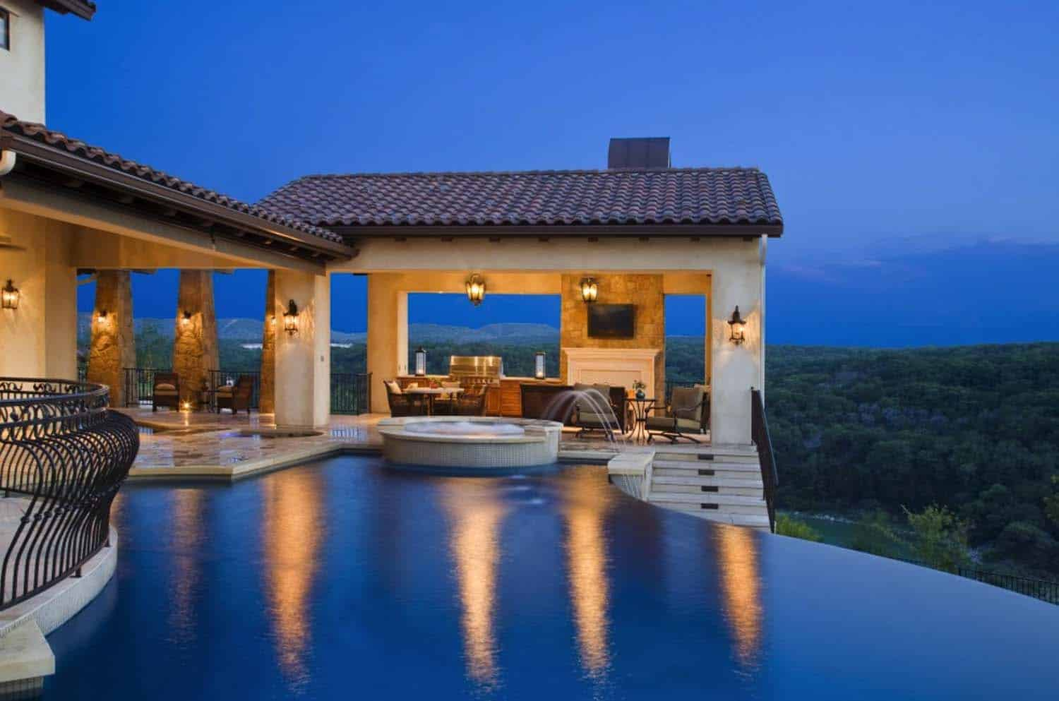 Infinity Edge Pool Ideas-12-1 Kindesign