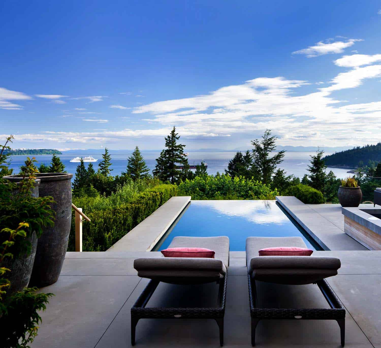 Infinity Edge Pool Ideas-14-1 Kindesign