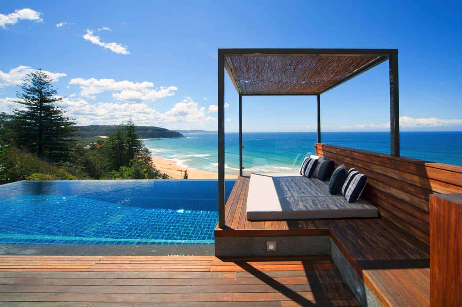 Infinity Edge Pool Ideas-30-1 Kindesign