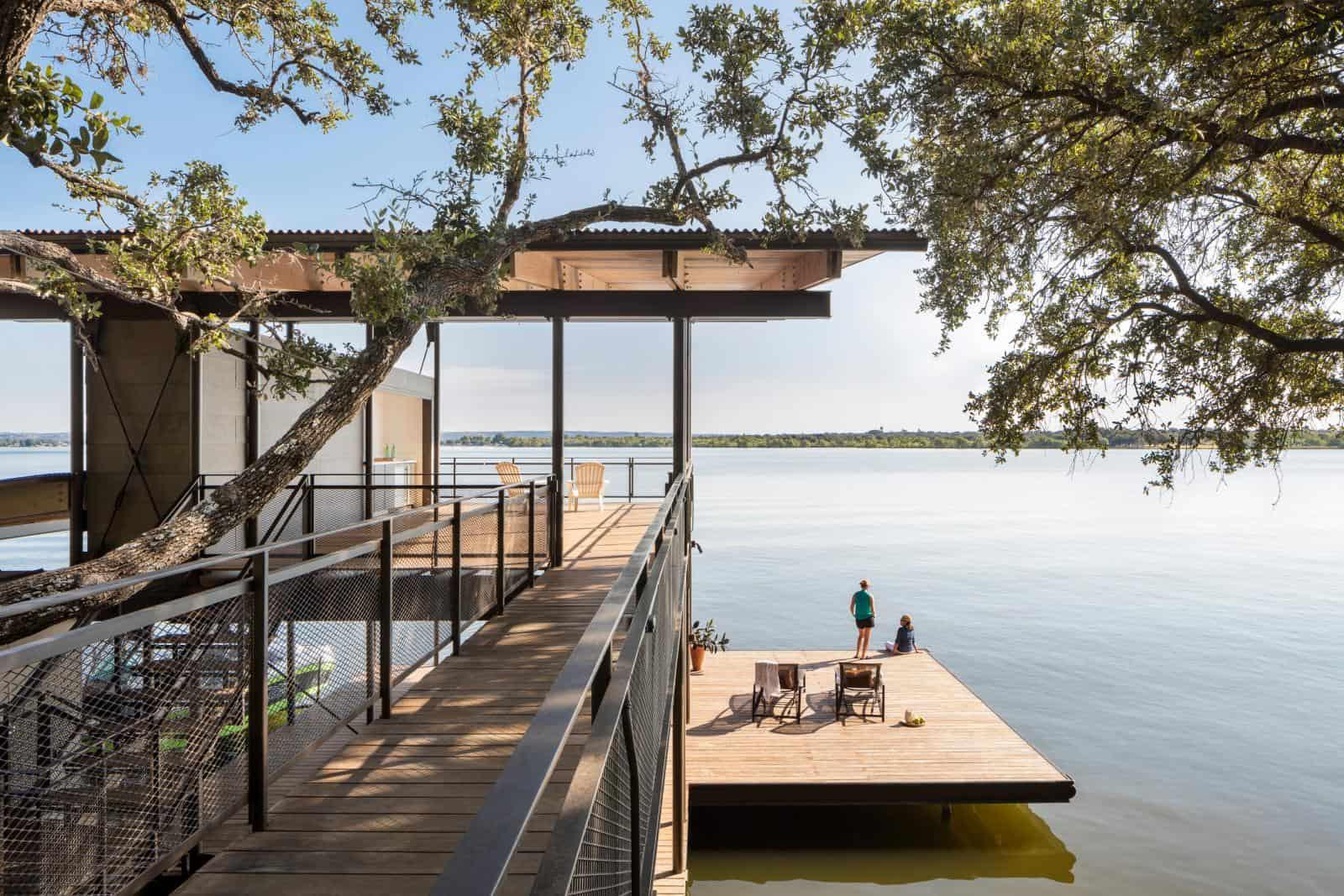 Lake House Retreat-Lake Flato-09-1 Kindesign