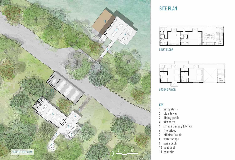 modern-lake-house-site-plan