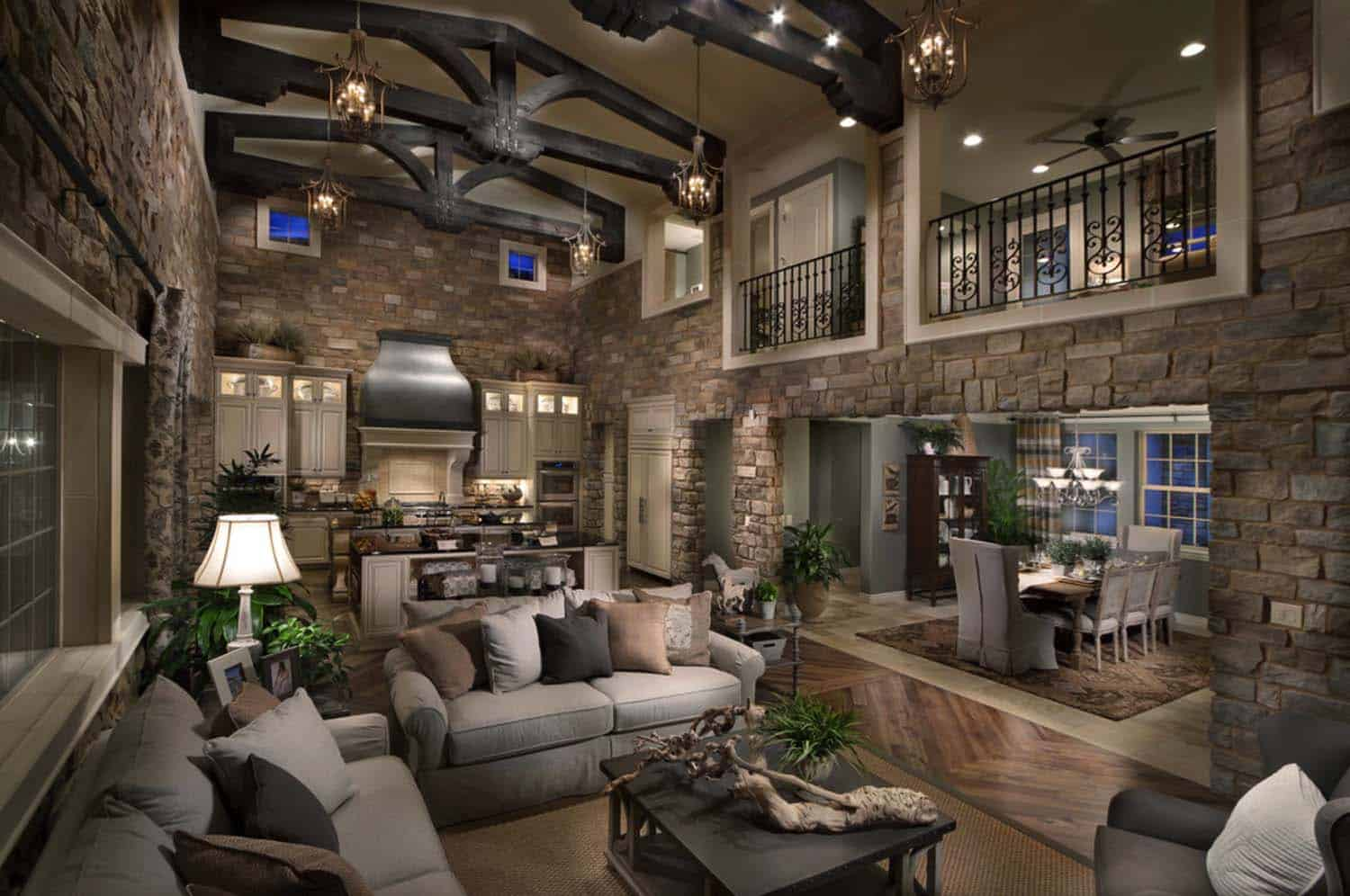 Mediterranean Style Home-Celebrity Communities-15-1 Kindesign
