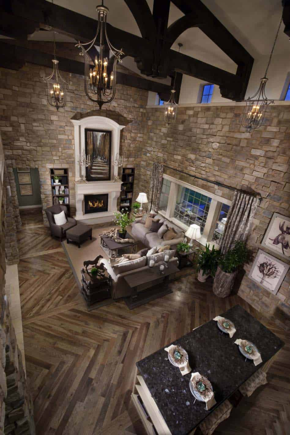 Mediterranean Style Home-Celebrity Communities-17-1 Kindesign